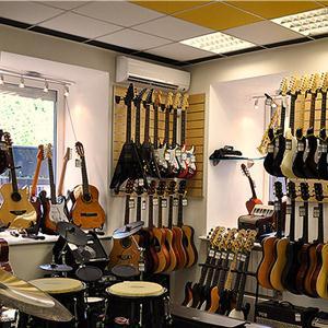 Музыкальные магазины Ардатова